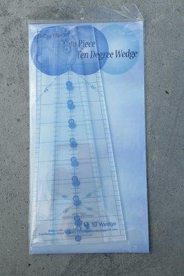 Linjal Ten Degree wedge