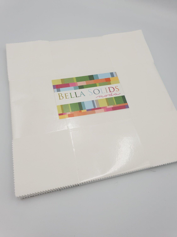 Layer Cake Hvit Bella Solid