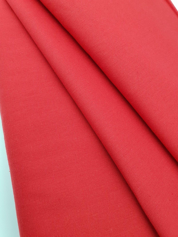 Rød Oxford wowen