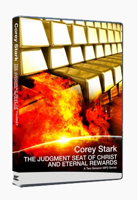 The Judgment Seat of Christ and Eternal Rewards (MP3 CD)