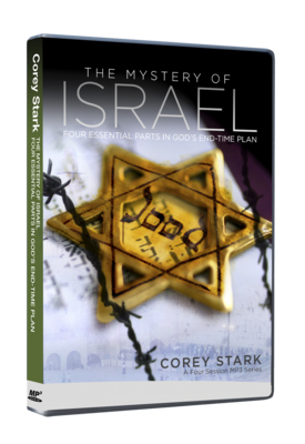 The Mystery of Israel: Four Essential Parts in God's End-Time Plan (CD-Series)