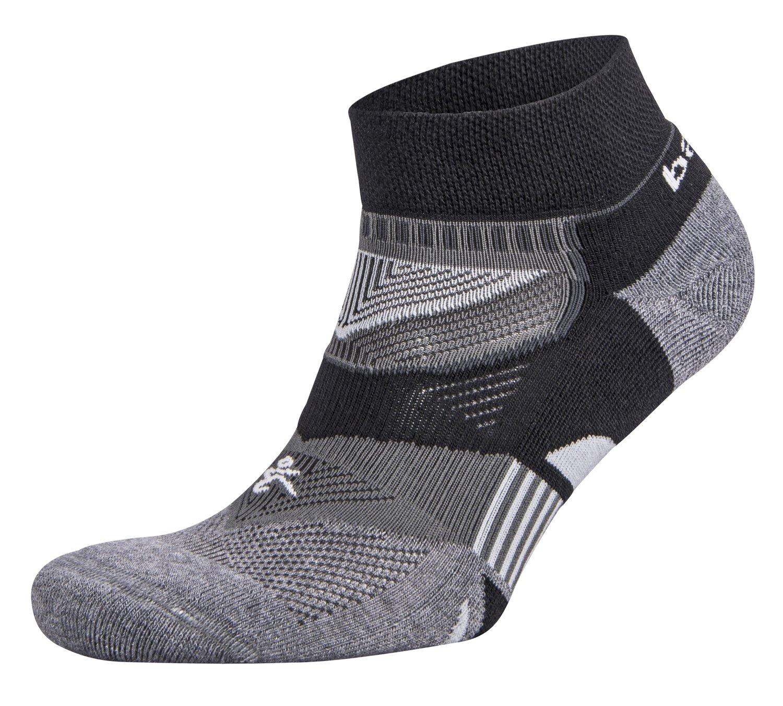 Enduro Low Cut Socks Black/Grey