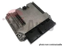 Peugeot Citroën Calculateur moteur 2.2 HDI Bosch EDC15C7 0281010484 9648608580