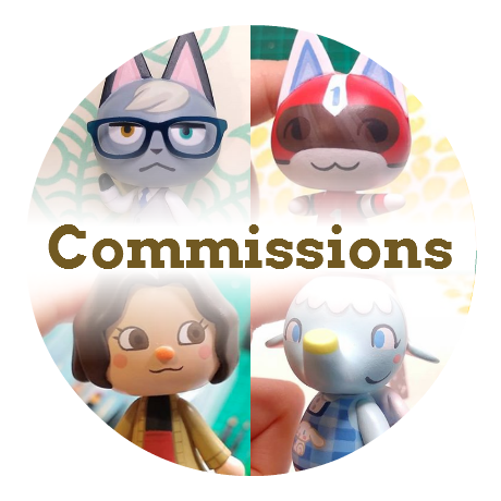 Figurine Commission Slot - April 2020