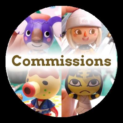 Figurine Commission Slot - June 2020