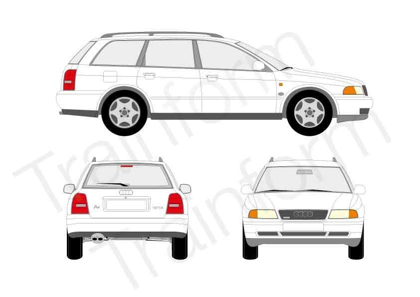 Audi A4 SW 1996