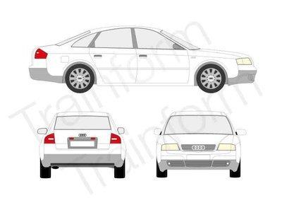Audi A6 4P 1997