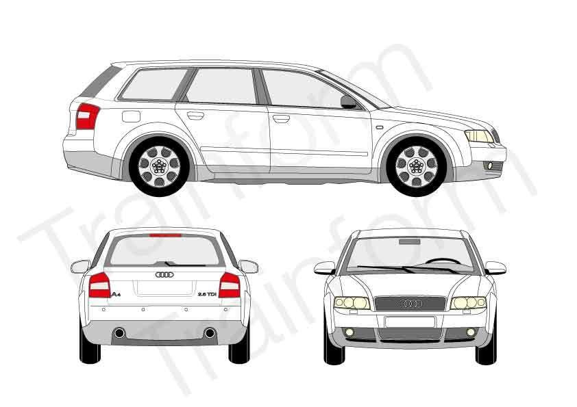 Audi A4 SW 2002