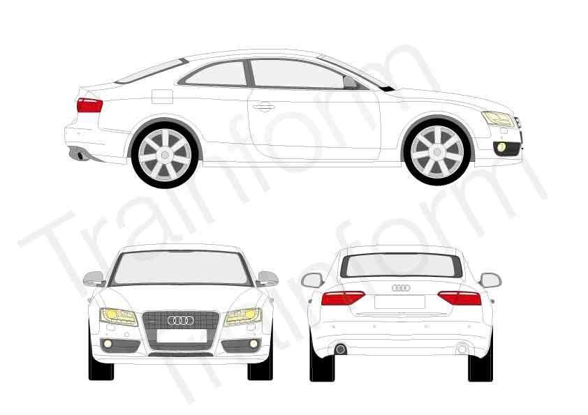 Audi A5 Coupè 2008