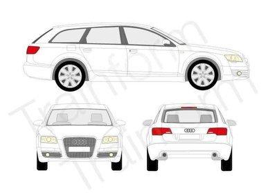 Audi A6 SW 2005