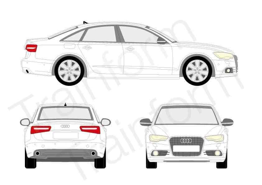 Audi A6 4P 2011