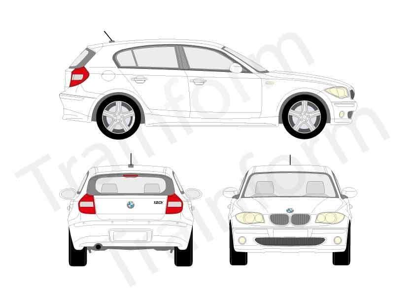 BMW Serie 1 5P 2004
