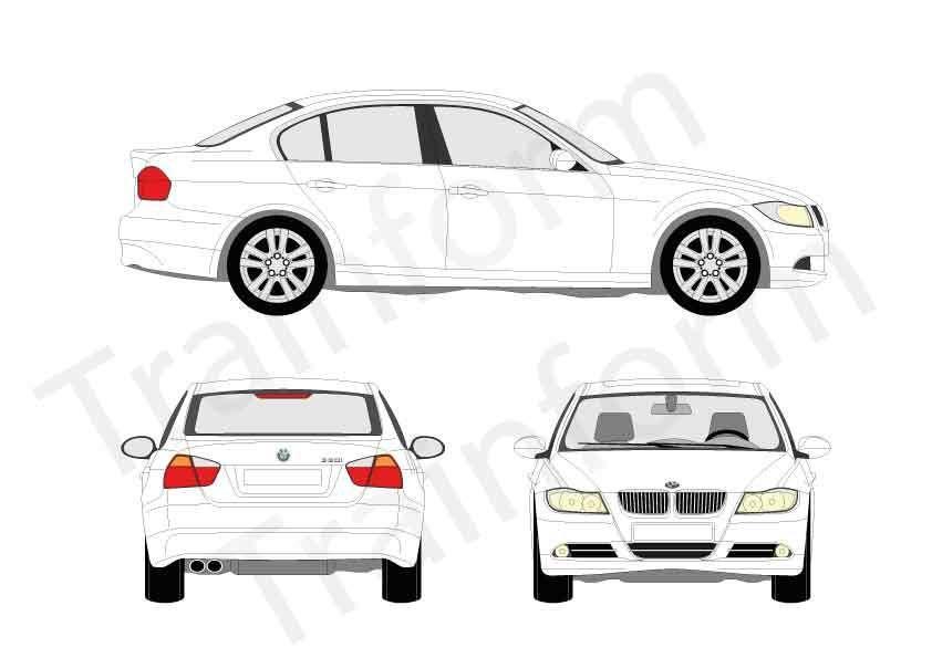 BMW Serie 3 4P 2005