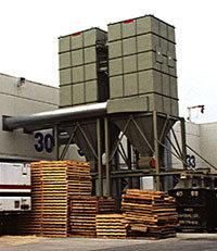 MRJ-SE Dust Collector
