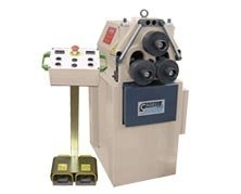 CPHV-40 - 3 Roll Double Pinch Universal Bending Machine