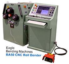 EAGLE BA50-CNC Universal Roll Bender