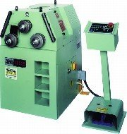 EAGLE CPS35 Hydraulic Initial Pinch Universal Roll Bender