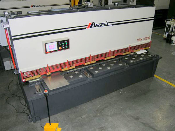 Masteel CNC Hydraulic Shears