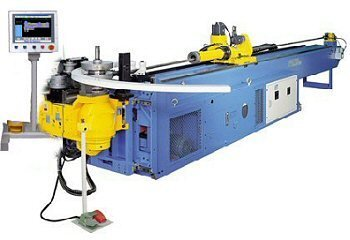 Electric C Axis CNC Bender