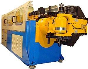 All-Electric Servo Driven CNC-Bender