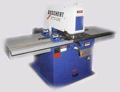Boschert EL 1000 Manual Punching Machine