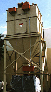 MRSE Dust Collector