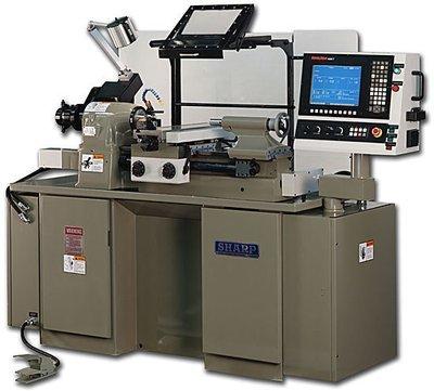 CNC Tool Room Lathe - Model 1118H-CNC Plus
