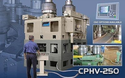 CPHV-250 - 3 Roll Double Pinch Universal Bending Machine