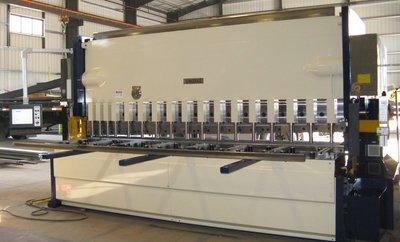 Gingras SPB 12-320 Shear/Press Brake