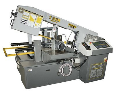 S-20A Series III- Programmable Band Saw