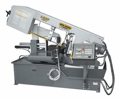 S-20P Series III- Semi Automatic Band Saw