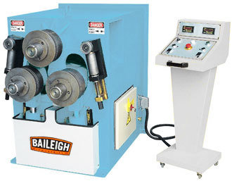 R-H85- Double Pinch Angle Roll Machine