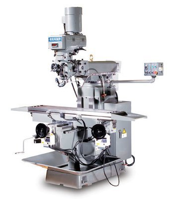 V1 Vertical Milling Machine