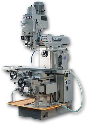VH-3 Vertical / Horizontal Milling Machine