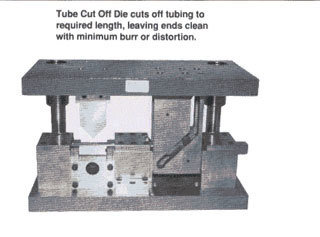 No. 5000 STD. Tube Cut Off Die