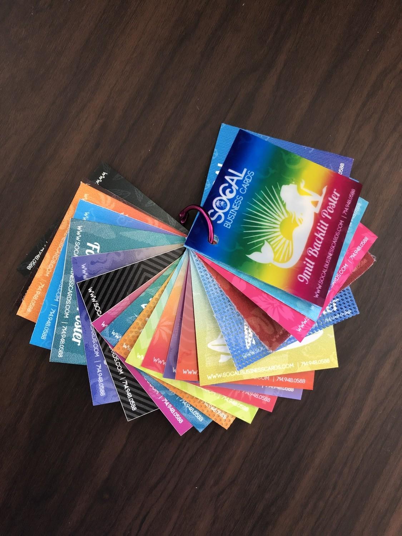 Large Format Sample Pack