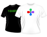 T-shirts - Full Color Print -  Kids Short Sleeve (Currently on Backorder)
