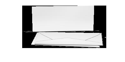 Envelope - 70# Linen - Blank - No Window