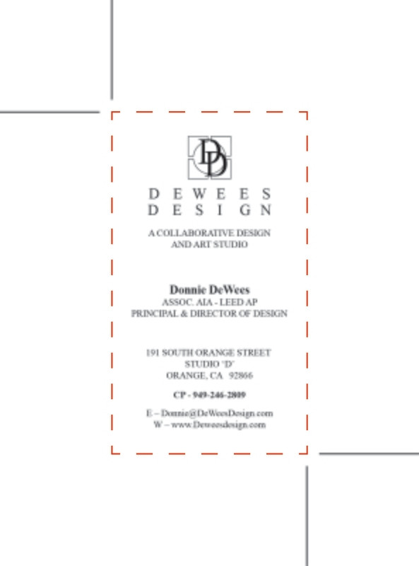 DeWees Design - Custom Order