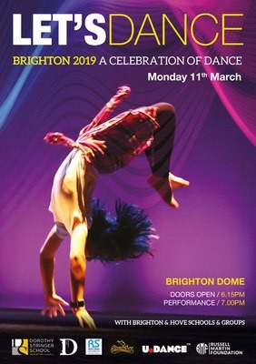 LETS DANCE MONDAY 11th MARCH 2019 DVD (SD)