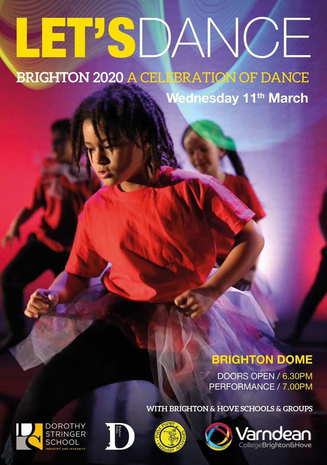 LETS DANCE WEDNESDAY 11th MARCH 2020 BLU RAY DVD (HD)