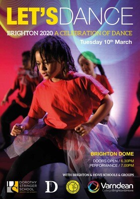 LETS DANCE TUESDAY 10th MARCH 2020 DVD (SD)