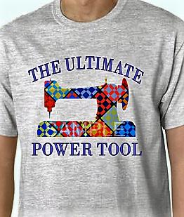 Ash Ultimate Power Tool Tee-shirt SMALL