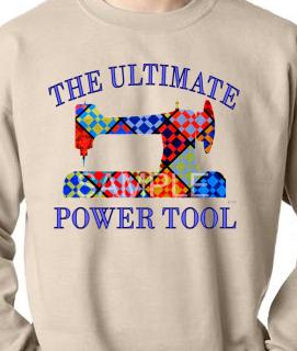 Sand Ultimate Power Tool Sweatshirt SMALL
