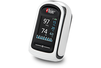 MightySat Rx Fingertip Pulse Oximeter 00115