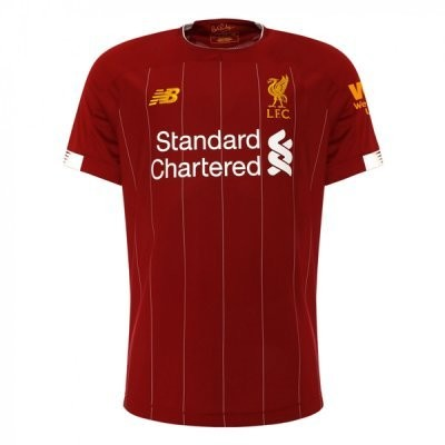 New Balance  Liverpool Official Home Jersey Shirt 19/20