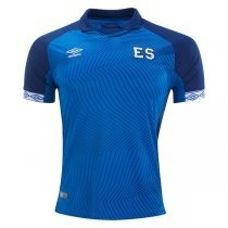 Umbro El Salvador Official Home Jersey 2019