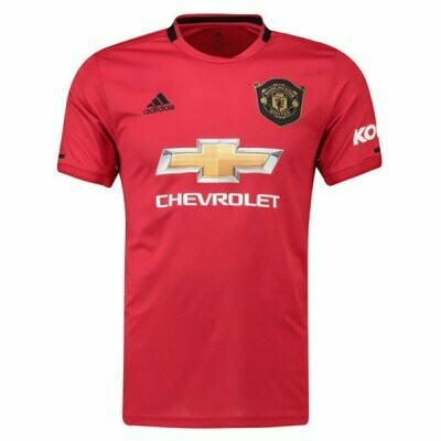 Adidas Manchester United Home Jersey Shirt 19/20