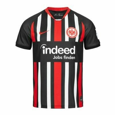 Nike Eintracht Frankfurt Official Home Jersey Shirt 19/20