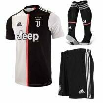 Adidas Juventus  Official Home Soccer Jersey Adult Uniform Full Kit 19/20